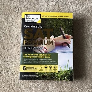 Other - Princeton Review SAT Book!